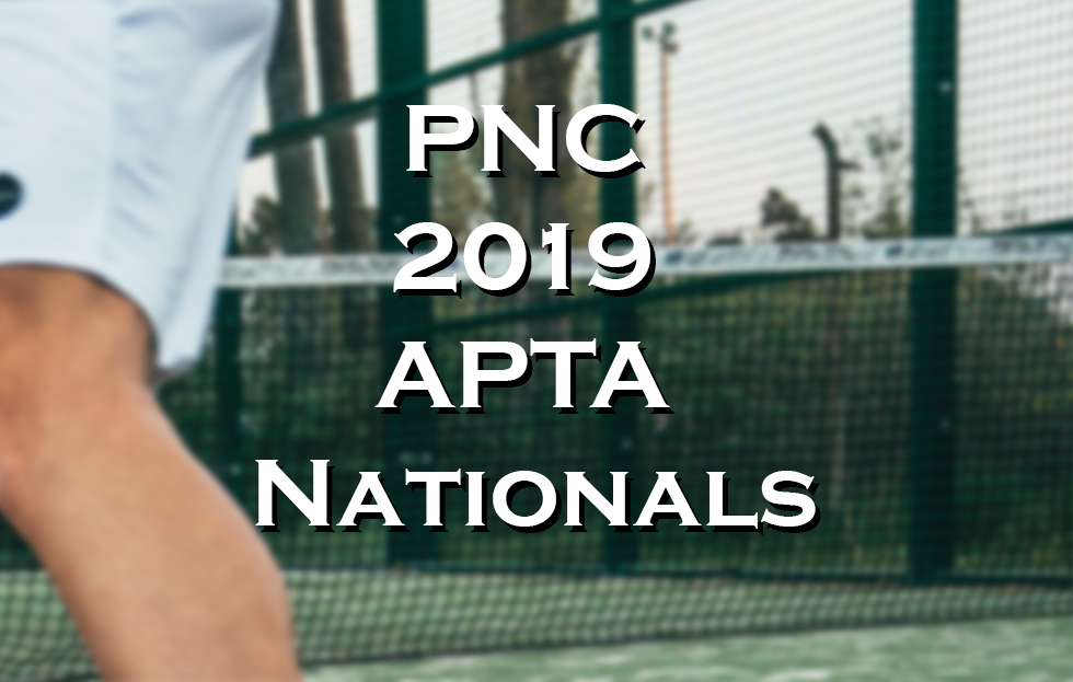 PNC 2019 APTA Nationals