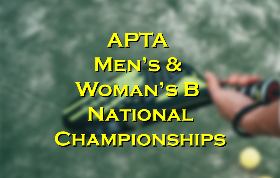 APTA Nationals B