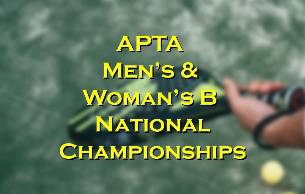 APTA B National Championships