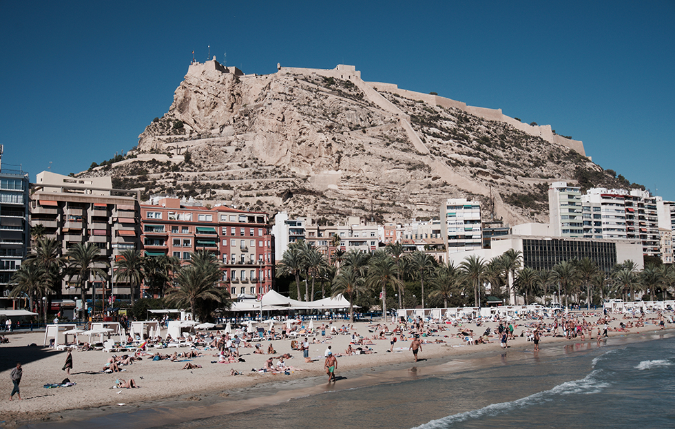 Alicante, Spain and Padel