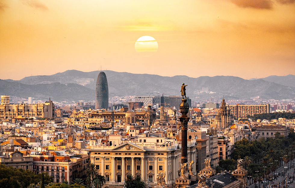 7 Stunning Days in Barcelona with Elite Tennis & Travel