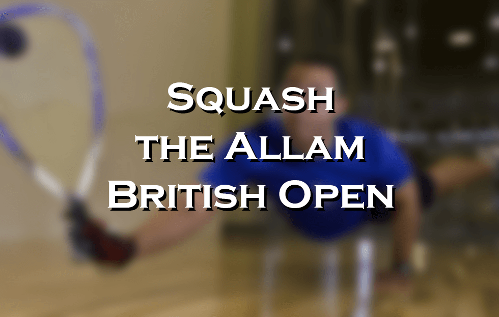 Allam British Open