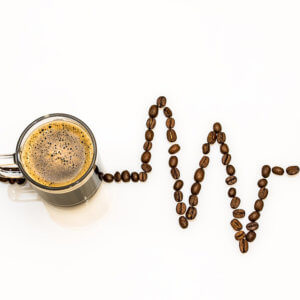 Coffee Heart Beat
