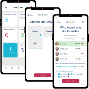 Plan2Play Mobile App